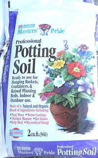 Master Nurseryman Potting Soil