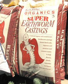Earhworm Castings