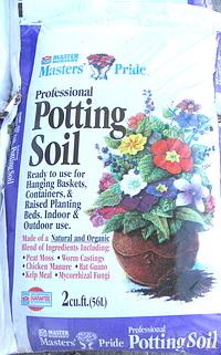 Master Nurseryman Potting Soil
